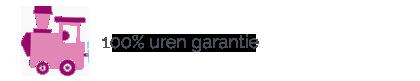 100-uren-garantie